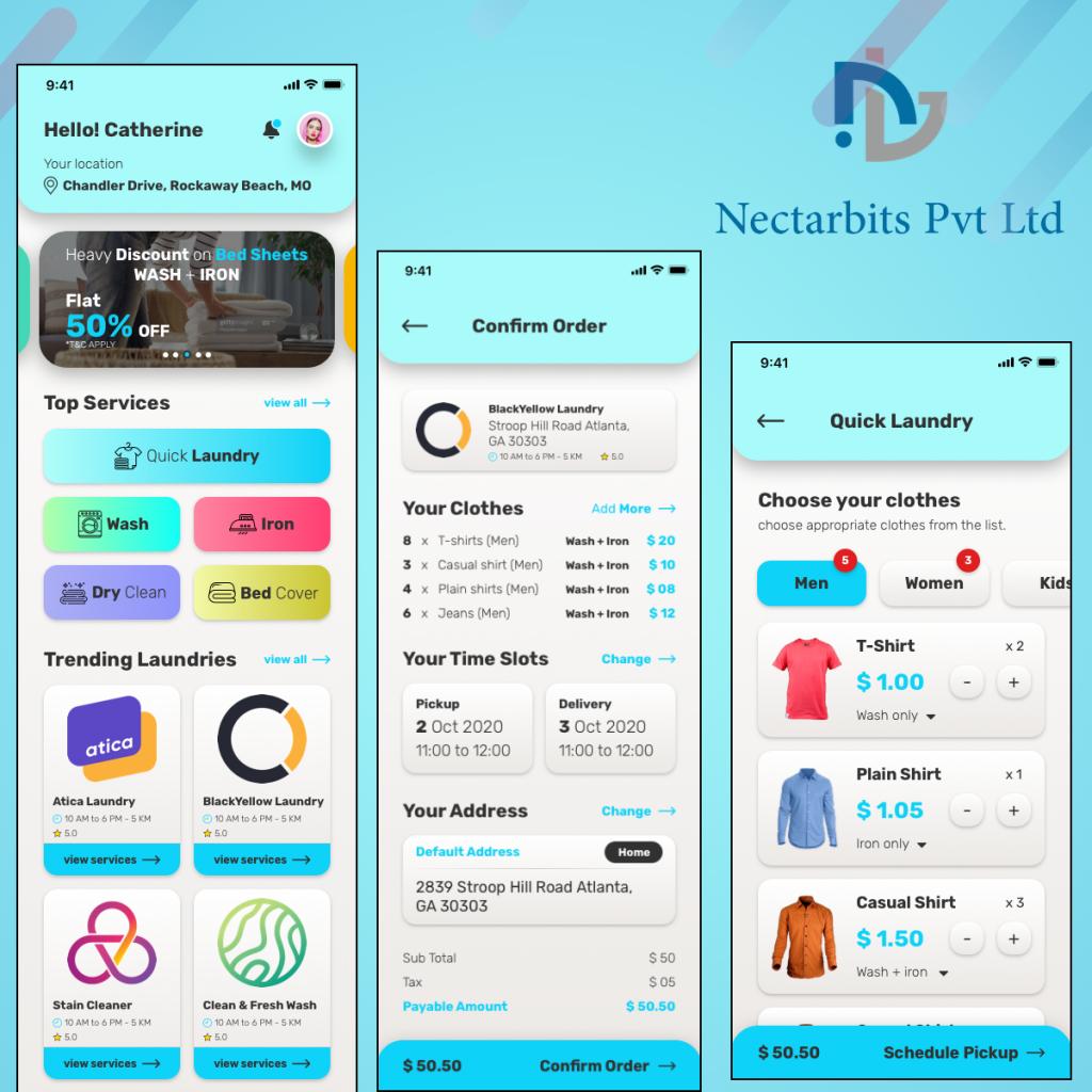 NCT - Customer App Development