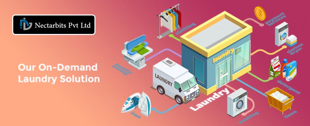 NCT - laundry App Development
