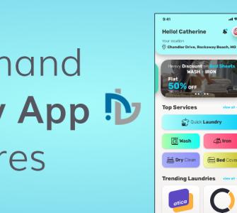 NTC - Laundry App Feature